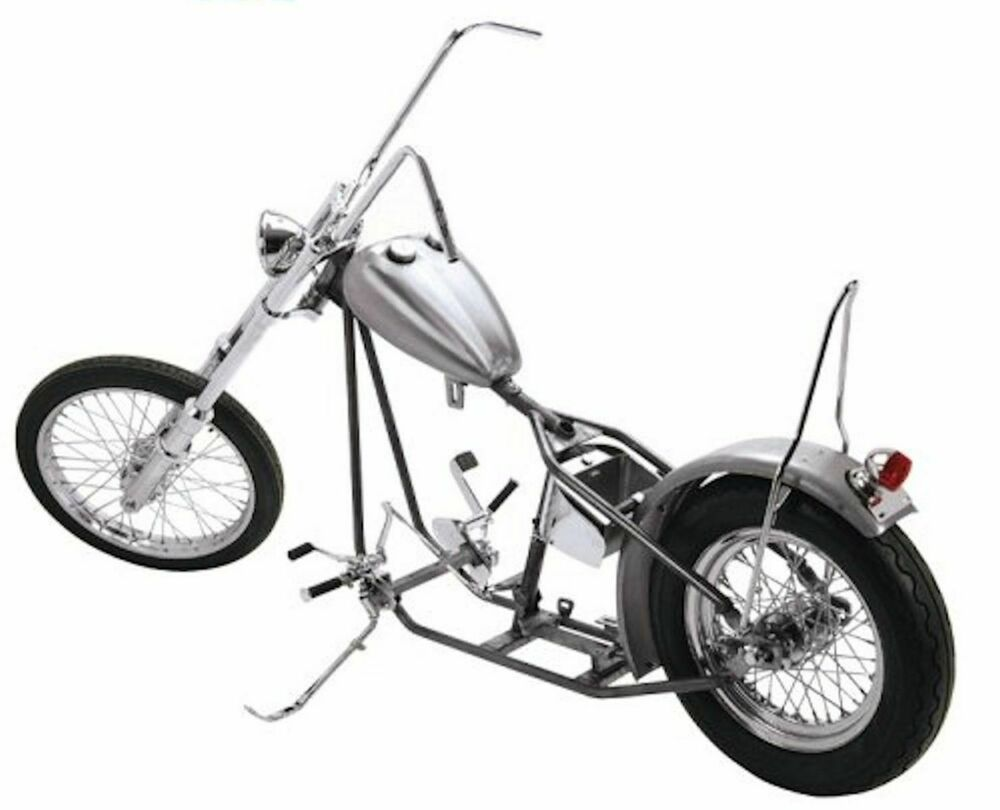 Easyrider 4 Up Rigid Frame Rolling Chassis Bike Kit Harley Custom ...