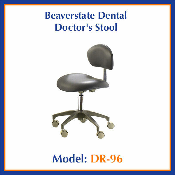 New Beaverstate Dental Dr 96 Doctor S Stool Contoured Seat