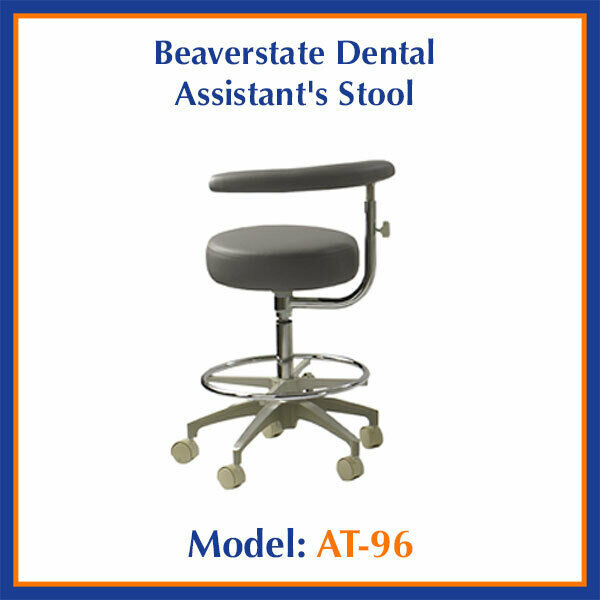 New Beaverstate Dental At 96 Assistant S Stool Round Seat