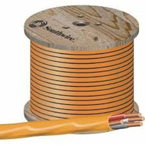 10 3 W Ground Romex Indoor Electrical Wire 75 Feet All