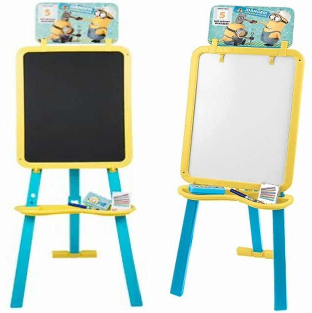 Despicable Me Minion Double Sided Floor Standing Art Easel