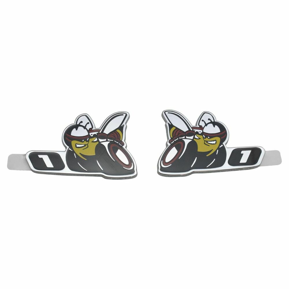 Oem Scat Pack Stage 1 Level 1 Bee Emblem Pair Set Of 2 For