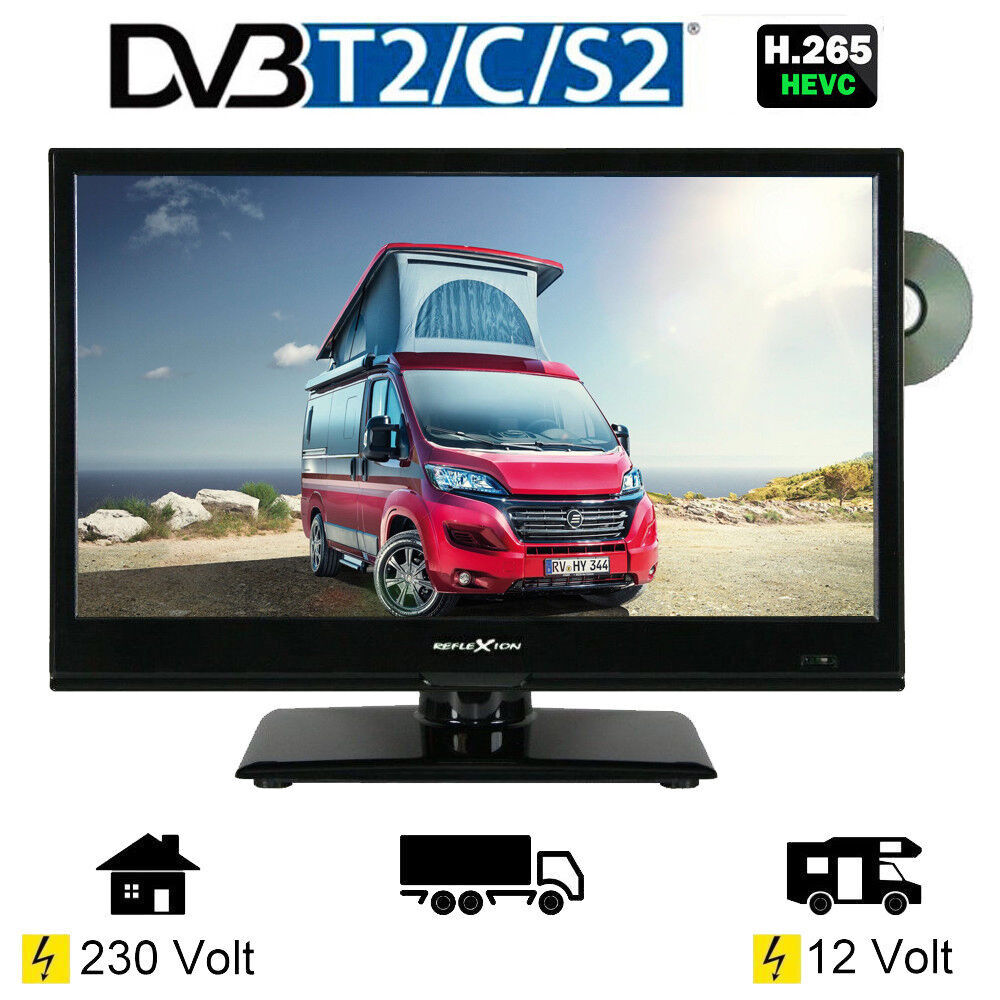 reflexion ldd167 led tv 15 6 zoll 39 6 cm fernseher dvd. Black Bedroom Furniture Sets. Home Design Ideas