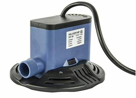 350 Gph Above Ground Swimming Pool Winter Cover Pump W