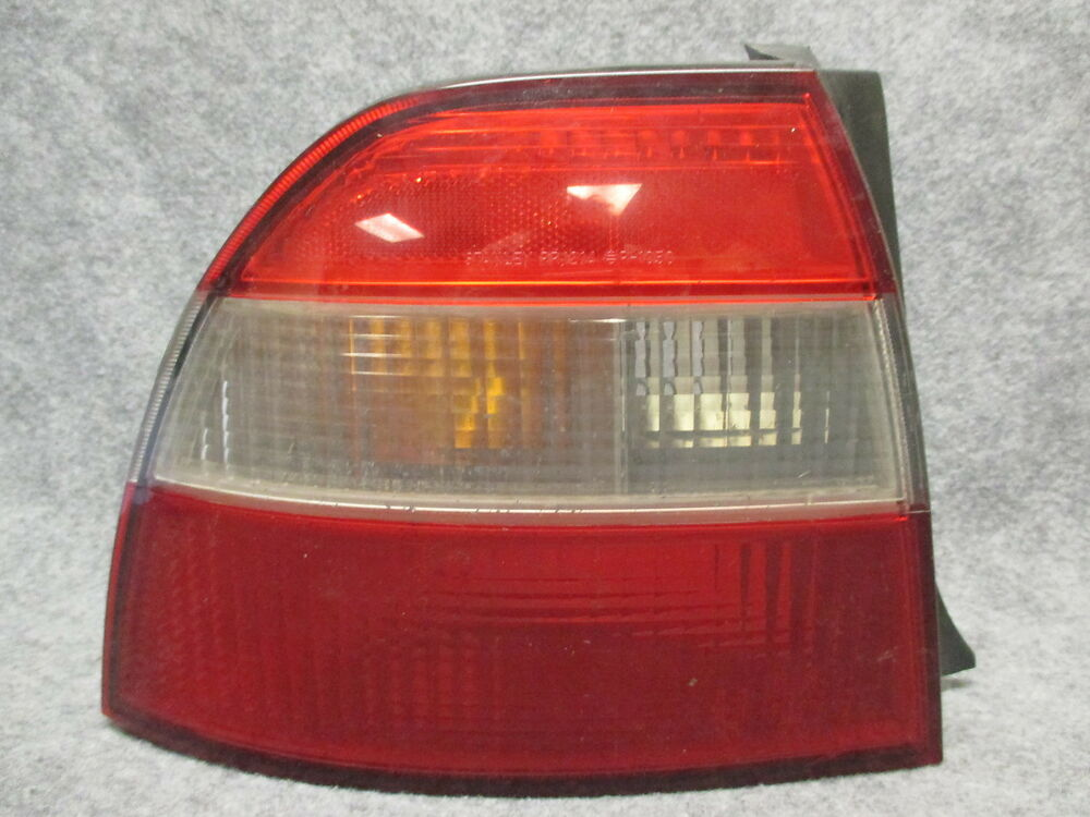 1994 1995 honda accord 4dr 2dr lh drivers side tail light lamp oem 25348 ebay. Black Bedroom Furniture Sets. Home Design Ideas