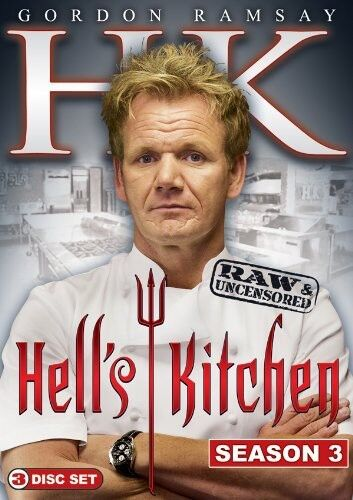 Hell39;s Kitchen: Season 3 2010, REGION 1 DVD New  eBay