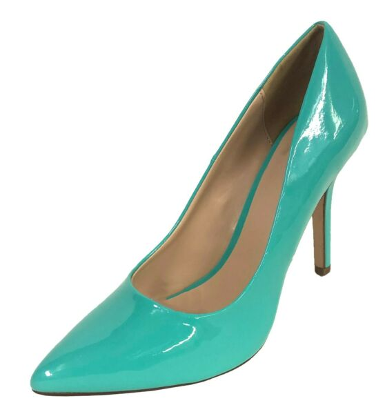 DATE! Delicious Women's Pointed Toe Slip On High Heel Dress Pumps