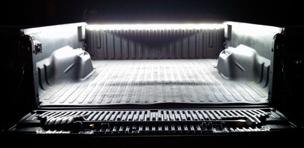 3 Pc Platinum Led Truck Bed Light Kit For F250 F350
