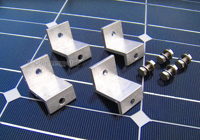 25 Sets Greenergystar Solar Panel Z Bracket Mount