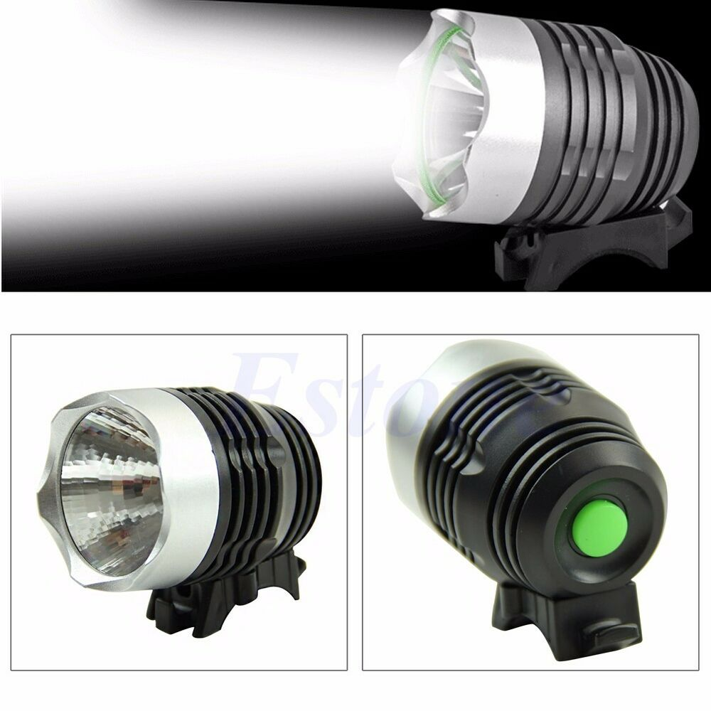 1000 lumen 3w cycling bike bicycle led light torch front lamp headlamp headlight ebay. Black Bedroom Furniture Sets. Home Design Ideas