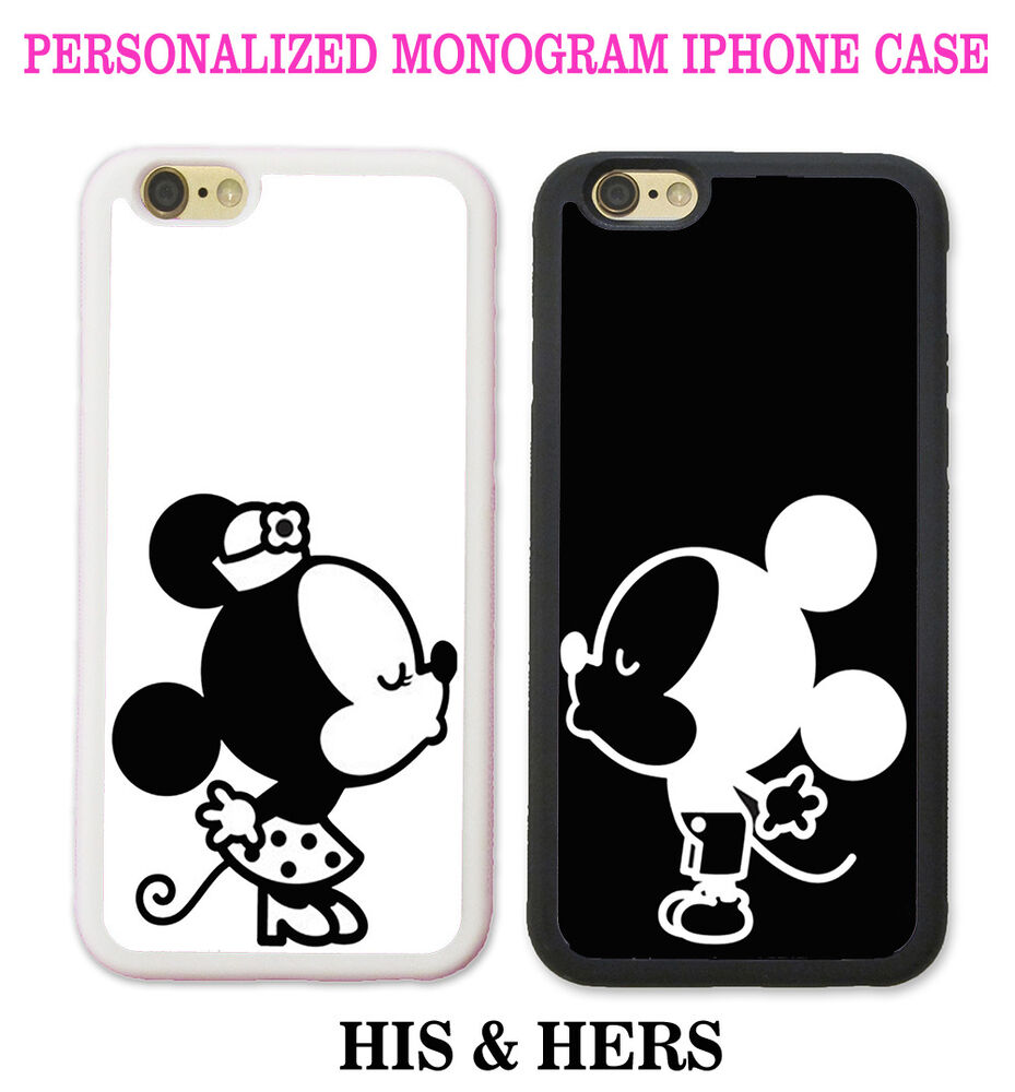 personalized iphone cases his amp hers phone cases 2 iphone cases 12769