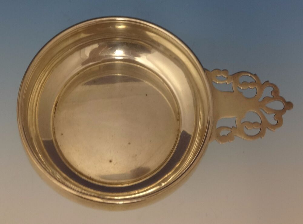 Wallace Sterling Silver Porringer 4238 1 3 4 Quot Tall Amp 6 1