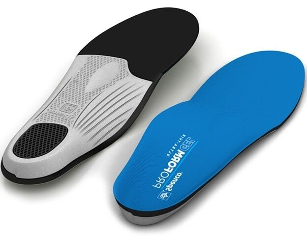 6fa98fe287 Details about #5 Spenco PolySorb ProForm Gel Full UltraThin Arch Support  Insole Men 12 -13