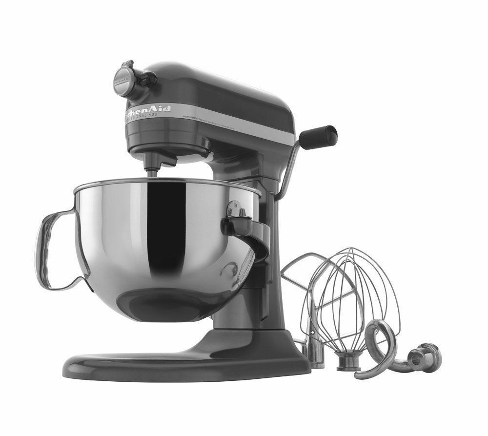 Kitchenaid Rrkp26m1x Pro 600 Stand Mixer 6 Qt Super Big