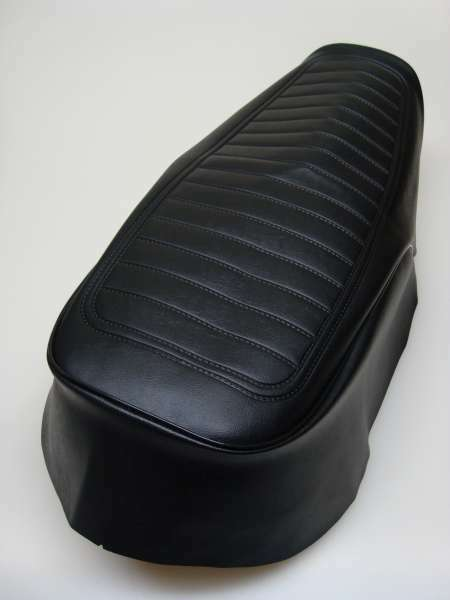 Motorcycle Seat Replacement : Motorcycle seat cover yamaha rxs ebay