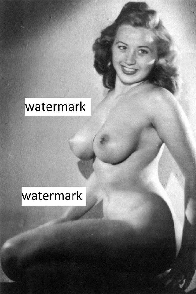 Old hollywood stars nude