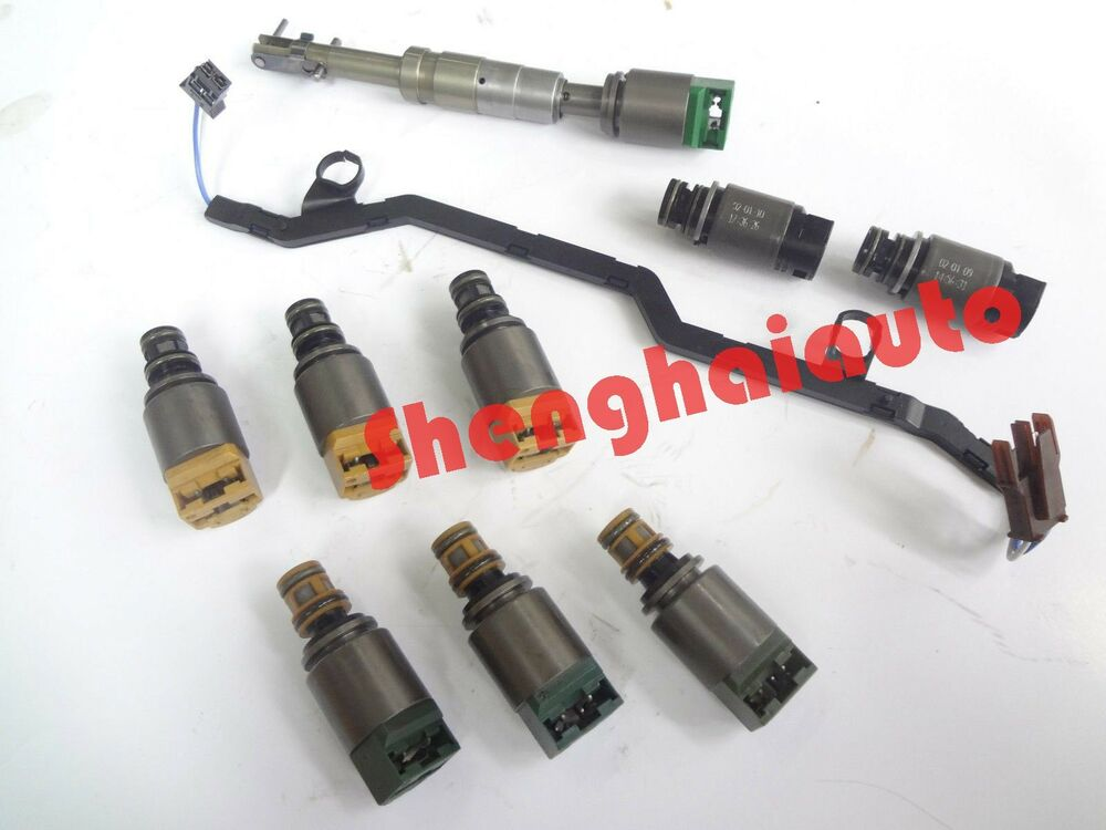 Gearbox Shift Solenoid Kit 6hp19 6hp26 6hp32 For Bmw