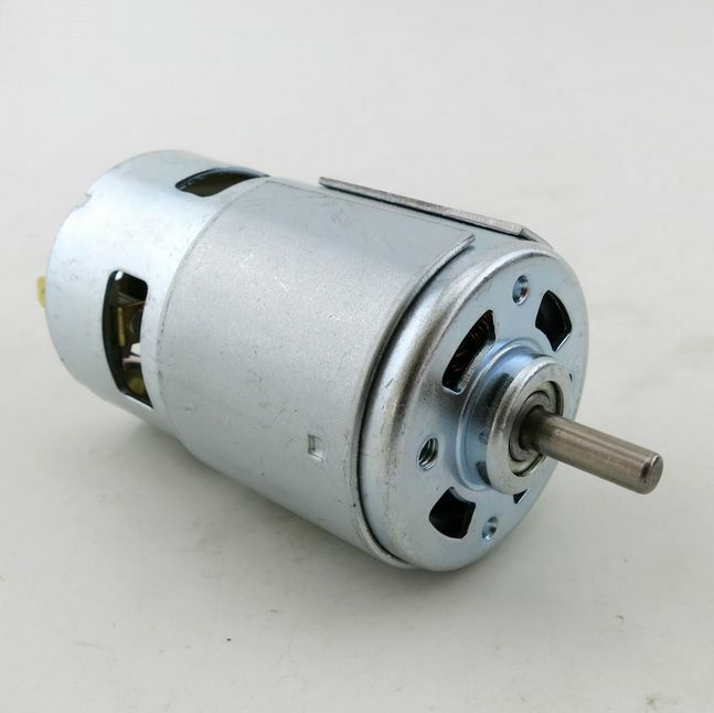 dc12v 775 motor high speed large torque dc motor electric