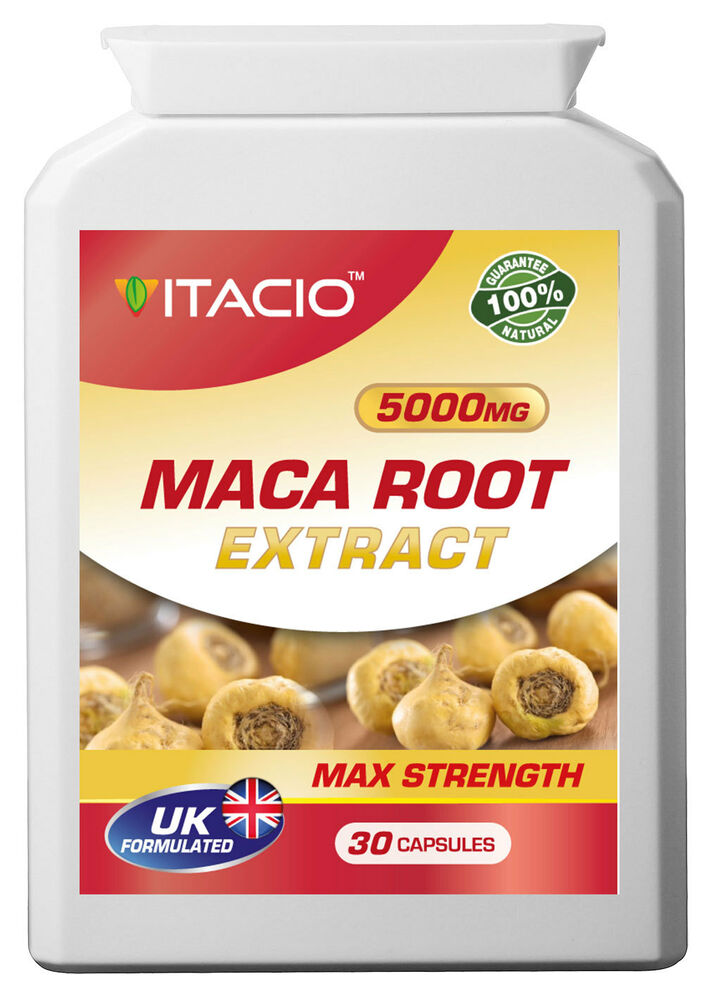 Maca root breast growth