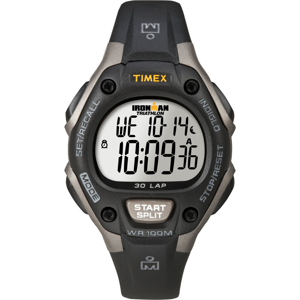 Timex Ironman 10-Lap Owner's Manual - ManualAgent.com