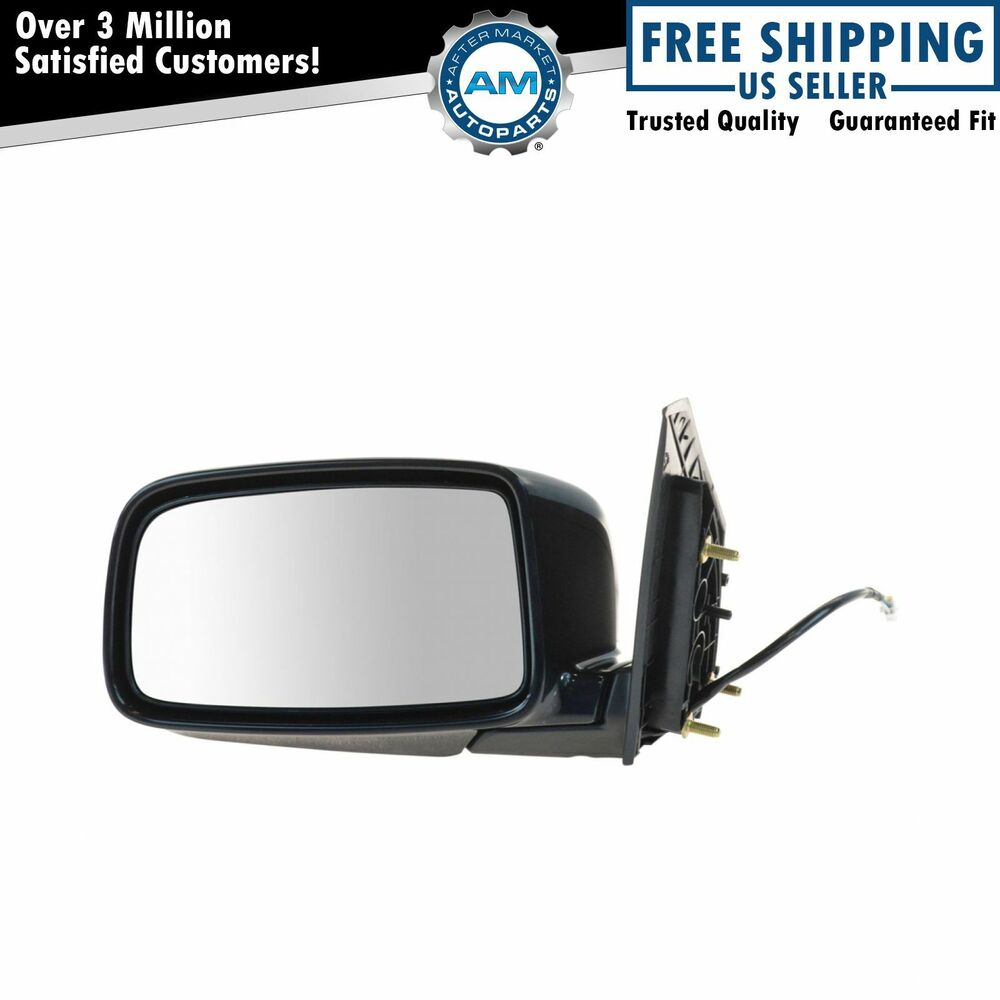 Folding Power Side View Mirror Driver Left Lh For 02