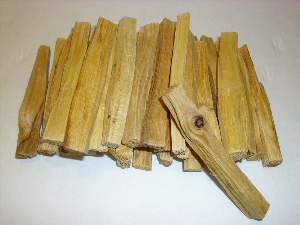Palo Santo Holy Wood Incense Sticks 32 Pcs Ebay