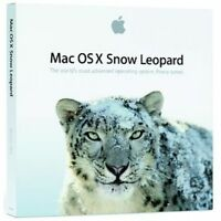 NEW FACTORY SEALED Apple : Mac OS X 10.6.3 Snow Leopard Update RARE DISCONTINUED