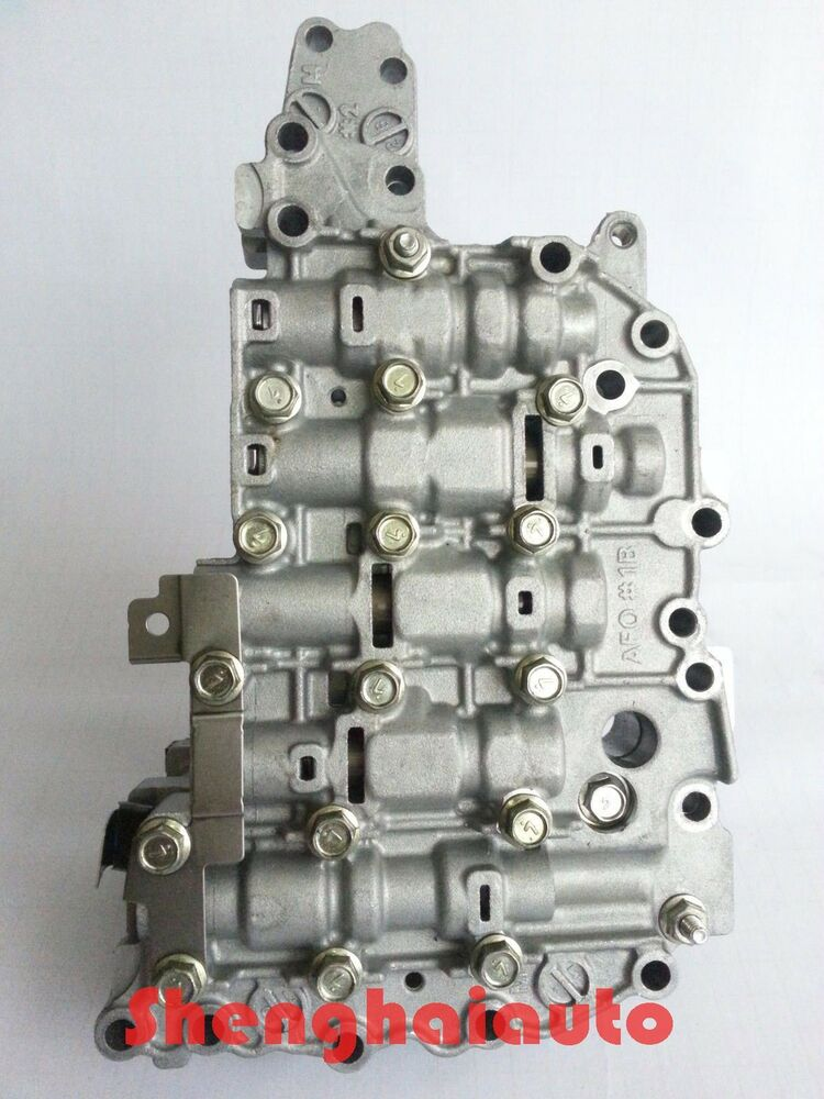 Re0f10a Jf011e Gearbox Valve Body For Nissan Mitsubishi