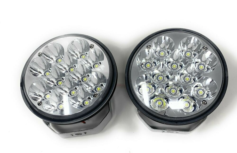 2 4x4 Off Road 5 5 U0026quot  Universal Driving Lamps Fog Lights Set