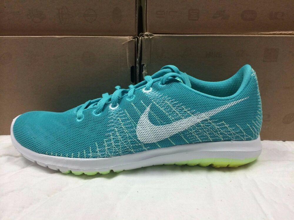NEW WOMENS NIKE FLEX FURY SNEAKERS-SHOES-RUNNING-SIZE 7.5 ...