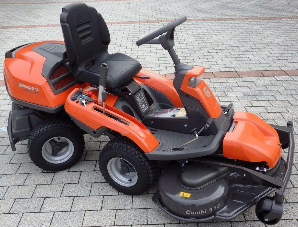 husqvarna rider r 316 txs awd frontm her 16 ps allrad neu mit 112 cm m hdeck ebay. Black Bedroom Furniture Sets. Home Design Ideas
