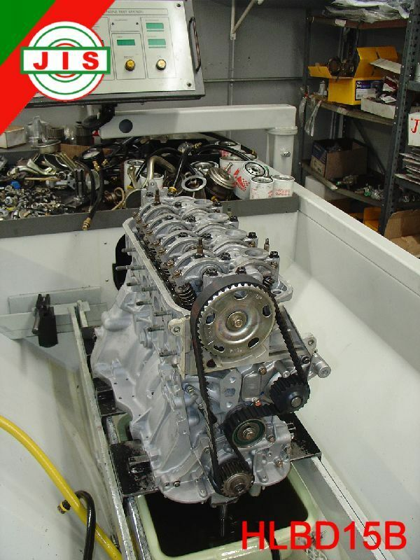 Honda 93-95 del Sol S 92-95 Civic D15B7 Engine Long Block HLBD15B7 | eBay