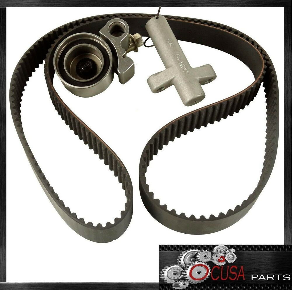 Timing Belt Kit For Chrysler 04 10 Sebrin Dodge 05 Avenger 2007 300 Touring Charger 35l 40 Ebay
