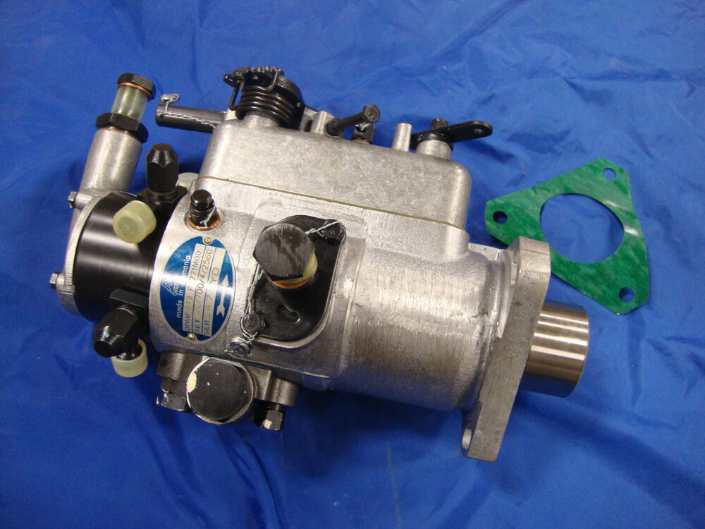 Tractor Injector Pump : Ford tractor fuel cav injection