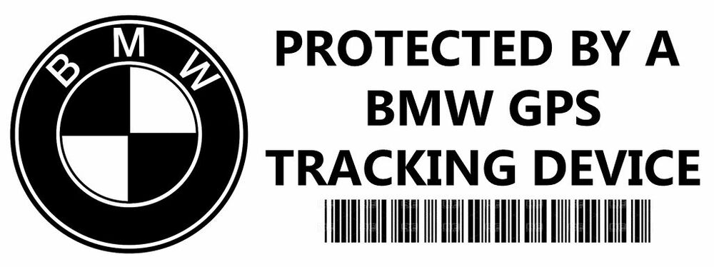 5 x BMW GPS Tracking Device Security Car Alarm Tracker Clear