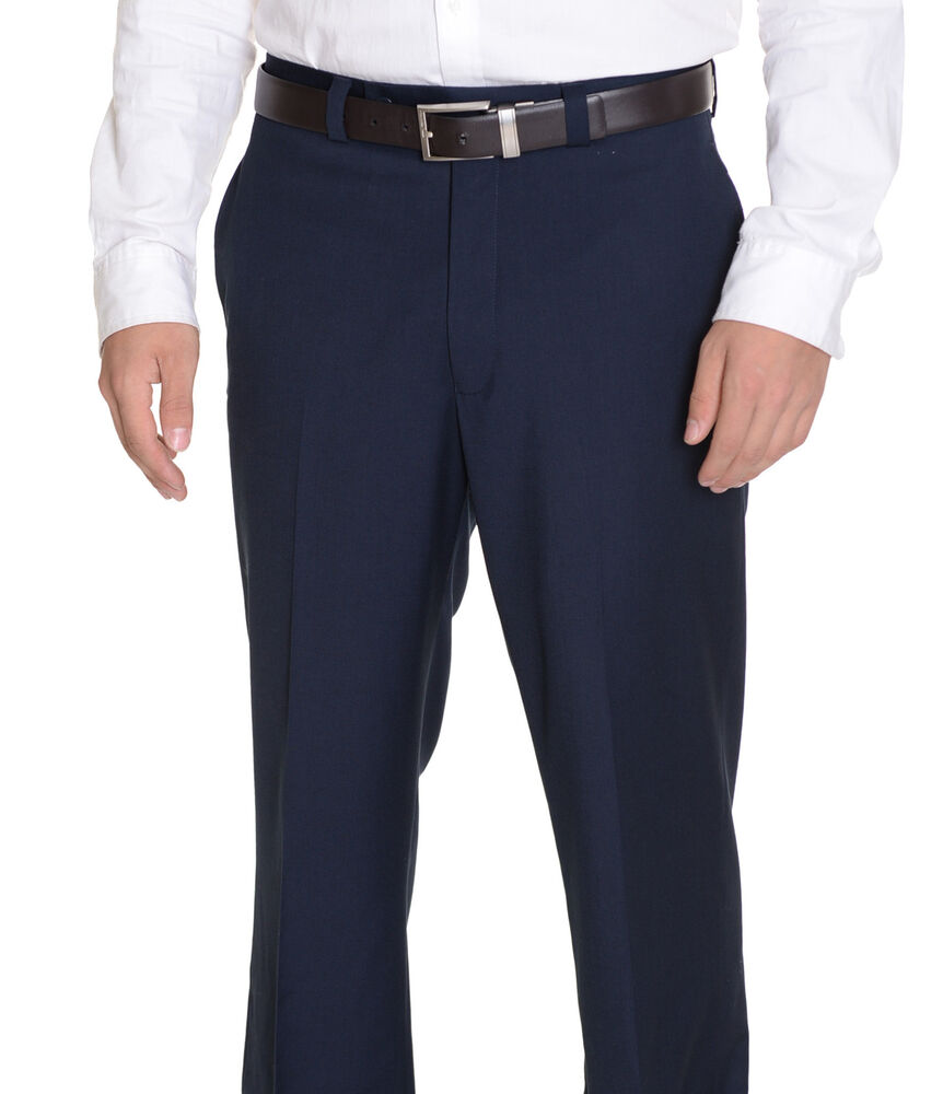 Mens Dress Pants. Depend on men's dress pants to deliver a fresh, polished appearance. Enjoy apparel with clean lines and a fit that's ideally paired with a white dress shirt or suit jacket. This necessary menswear item helps people feel ready to look fabulous at any event, whether it's an office meeting or a best friend's wedding.