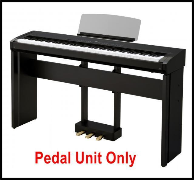 kawai f 300h triple pedal unit for es6 digital piano pedal unit only ebay. Black Bedroom Furniture Sets. Home Design Ideas