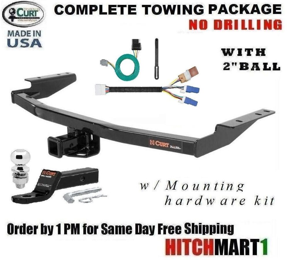 fits 2014 2015 infiniti qx60 cls3 curt trailer hitch tow. Black Bedroom Furniture Sets. Home Design Ideas