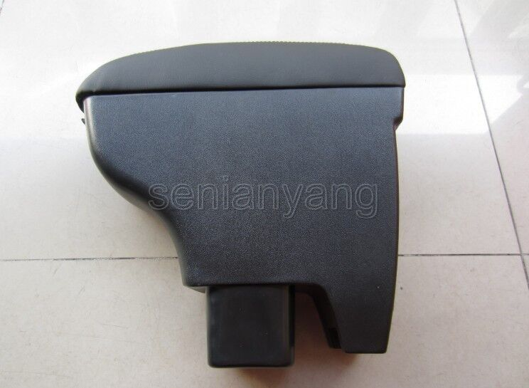 Armrest For Suzuki Swift Center Console Black Leather