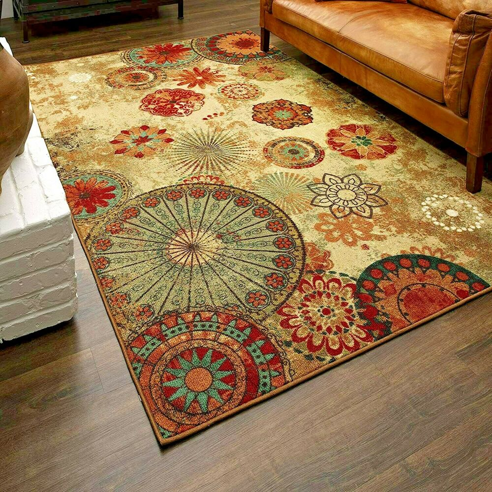 Rugs area rugs carpet flooring area rug floor decor modern - Decorating with area rugs ...