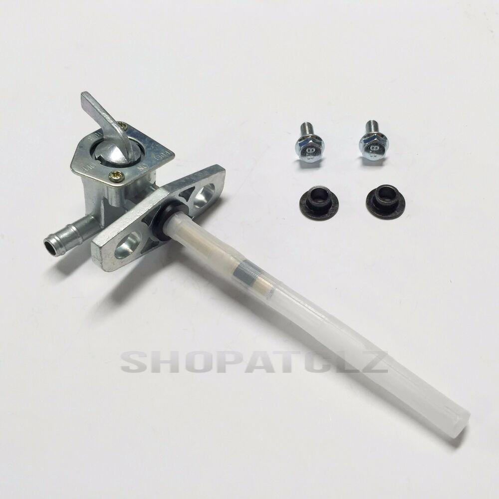 gas tank fuel petcock valve switch for honda xr crf 50 70