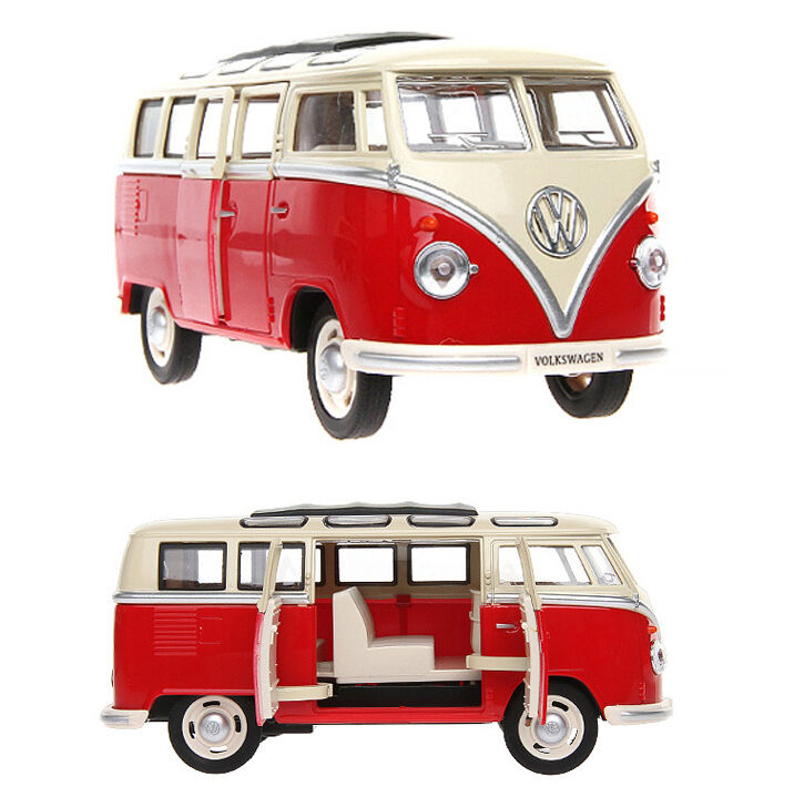 volkswagen bus car toy - photo #18
