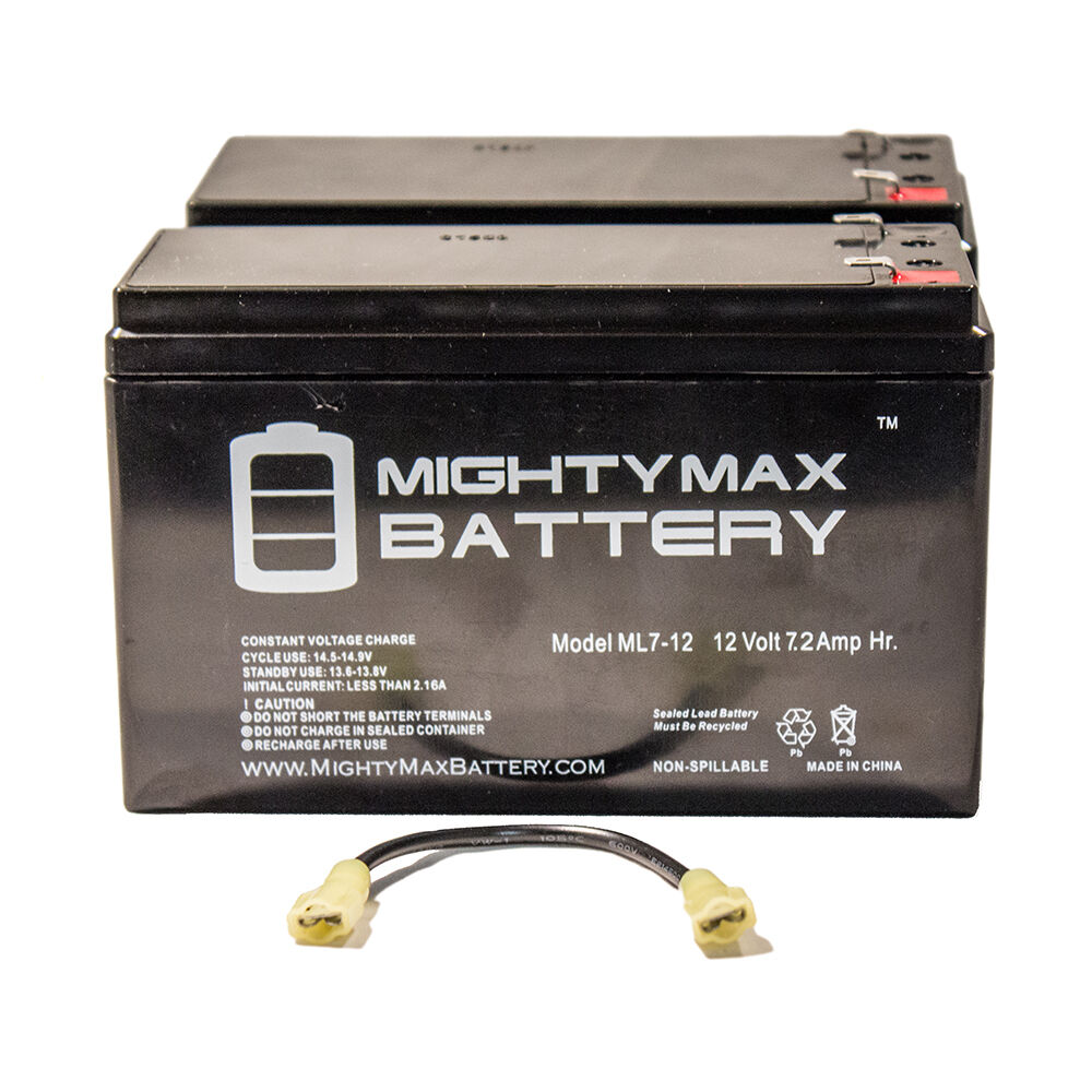 Mighty Max RBC5 UPS Complete Replacement Battery Kit for ...