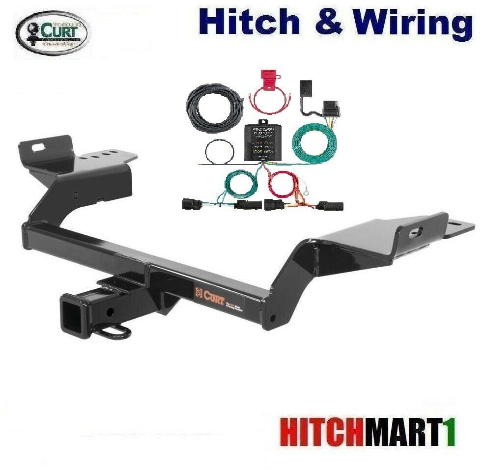 fits 2013-2016 ford escape class 3 curt trailer hitch ... gm trailer hitch wiring diagram trailer hitch wiring diagram for ford