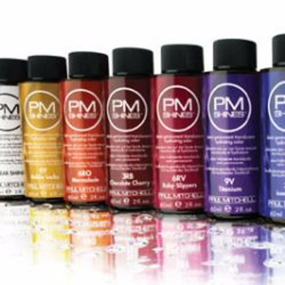 Paul Mitchell Hair Dye Colors