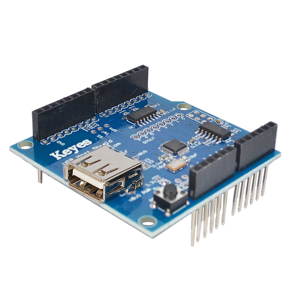Usb host shield support google android adk arduino uno