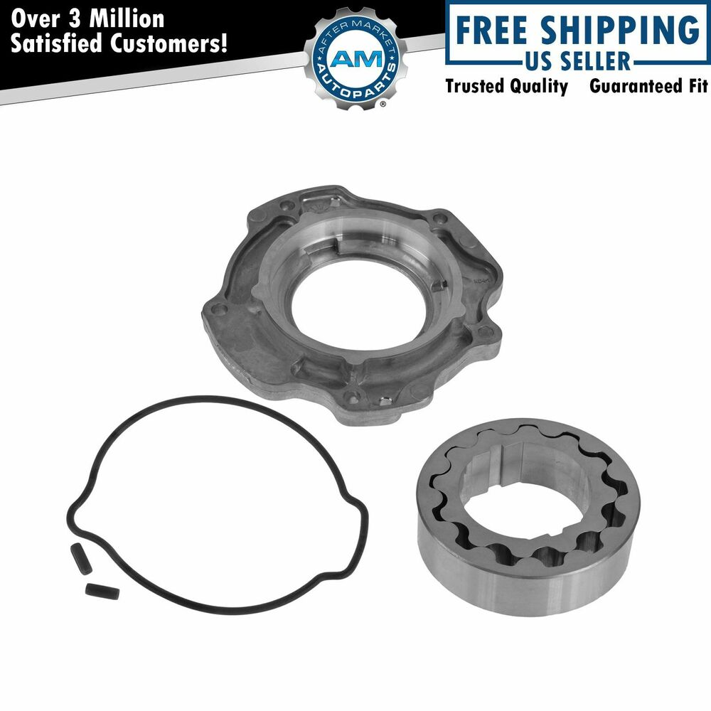 Ford Gasket: OEM Oil Pump W/ Front Cover Gasket Kit For Ford 6.0L Turbo