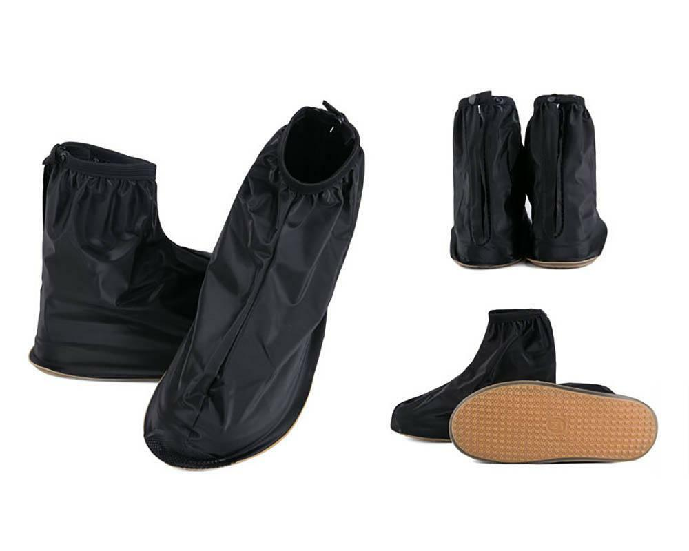 waterproof anti slip foldable gear shoes cover