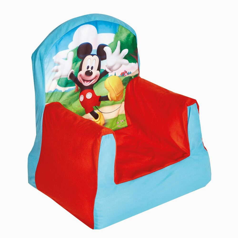 Disney Mickey Mouse Clubhouse Cosy Chair New Inflatable