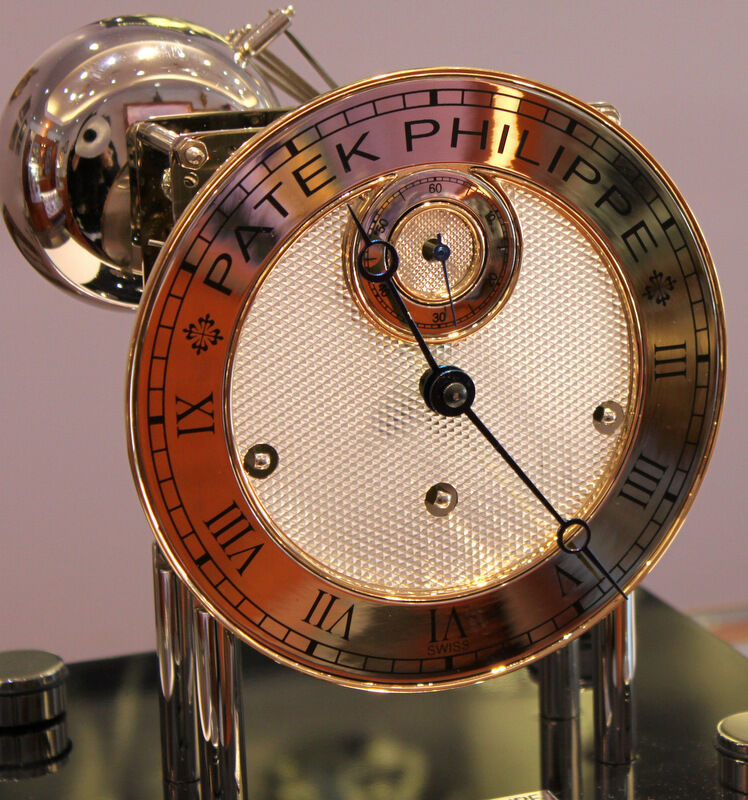 8 Day Repeater Patek Philippe Showroom Display Clock Ebay